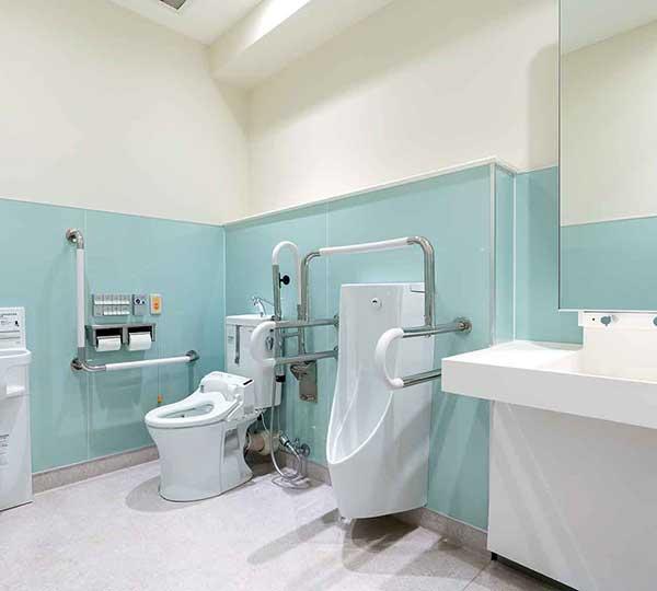 東京八重洲クリニックトイレ