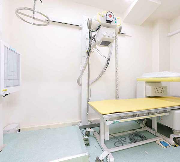 東京八重洲クリニック骨密度測定装置