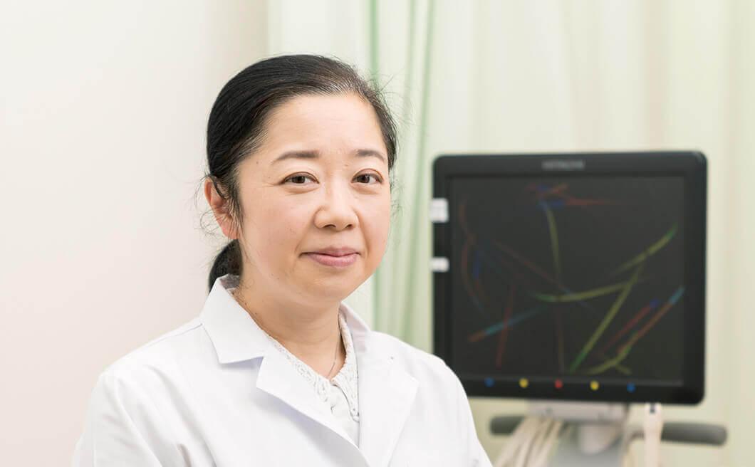 東京八重洲クリニック 婦人科 医師 岡 真千子医師
