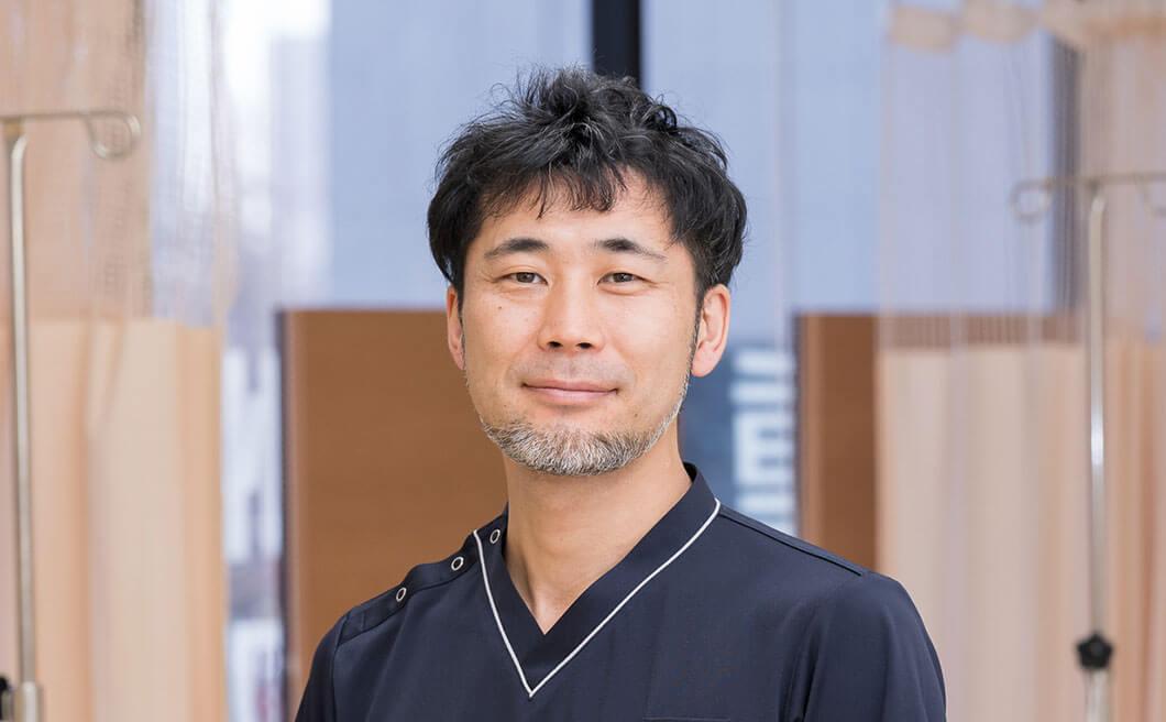 東洋医学科 はり師/きゅう師 一倉伴和