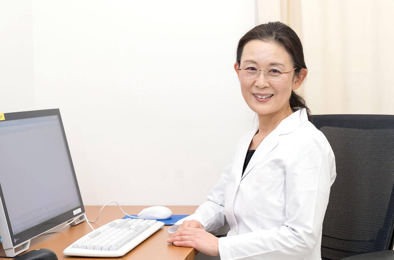 医療法人社団 實理会 東京八重洲クリニック 東洋医学科 医師 梅山 孝江