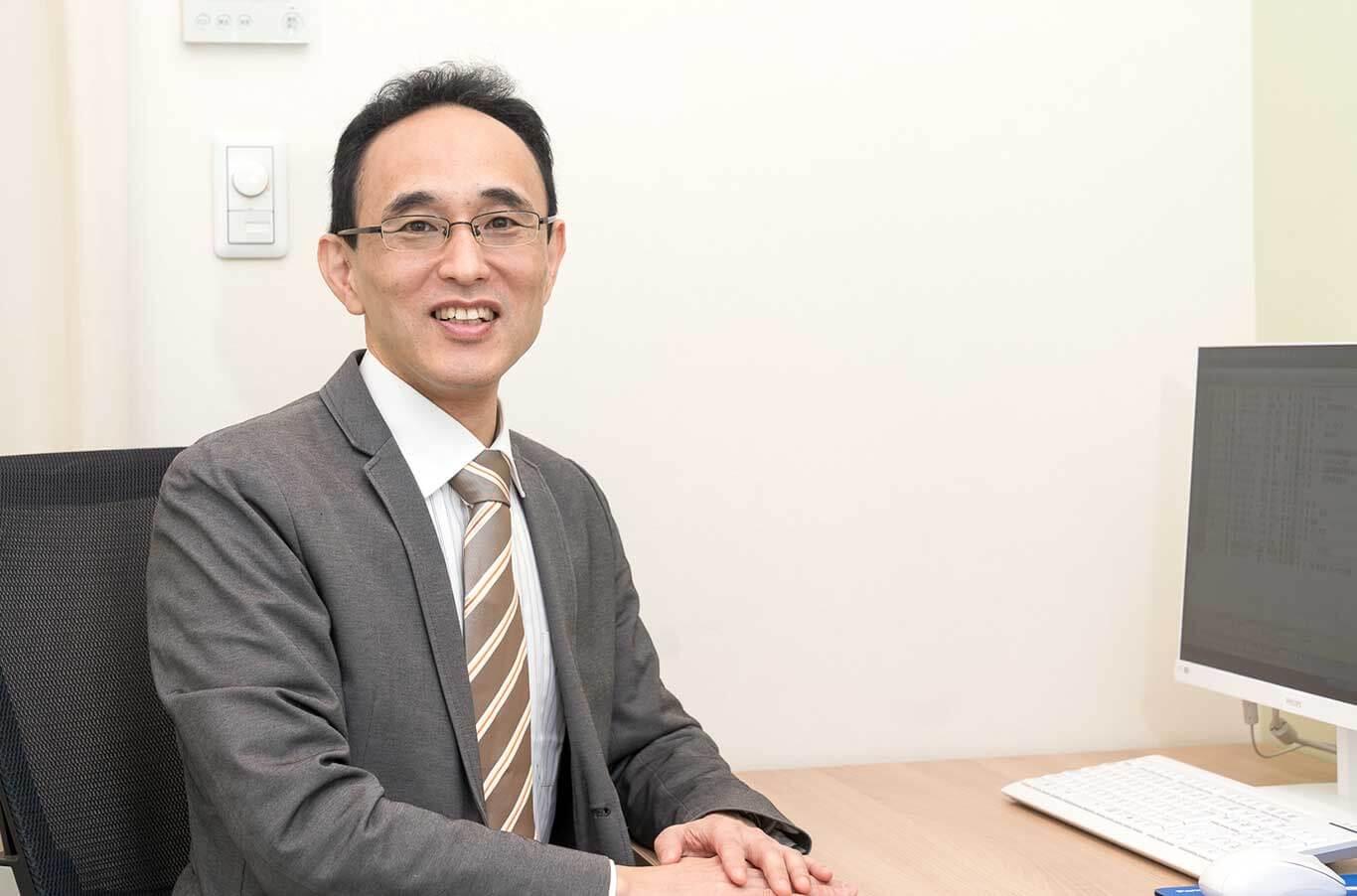 東京八重洲クリニック 整形外科 医師 藤間 保晶