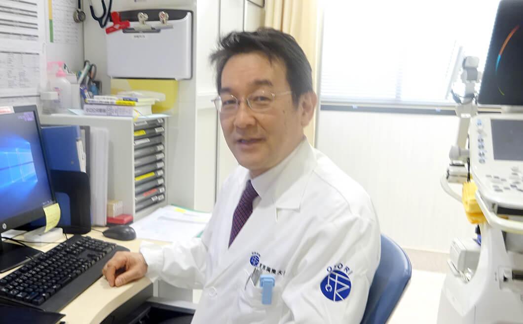 東京八重洲クリニック泌尿器科医師大堀 理