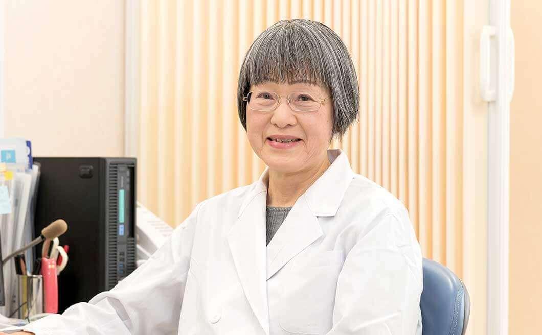 東京八重洲クリニック ペインクリニック科 医師 有田英子
