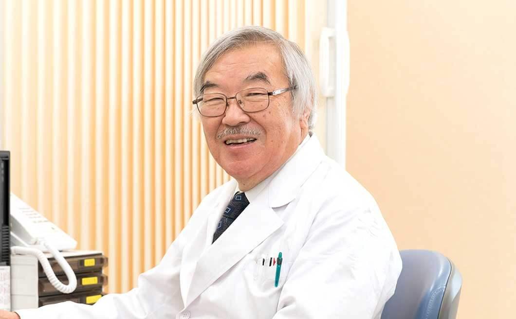 東京八重洲クリニック ペインクリニック科 医師 花岡 一雄